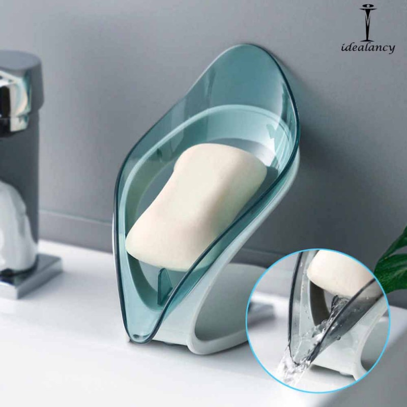 New Style Leaf Shaped Soap Dish