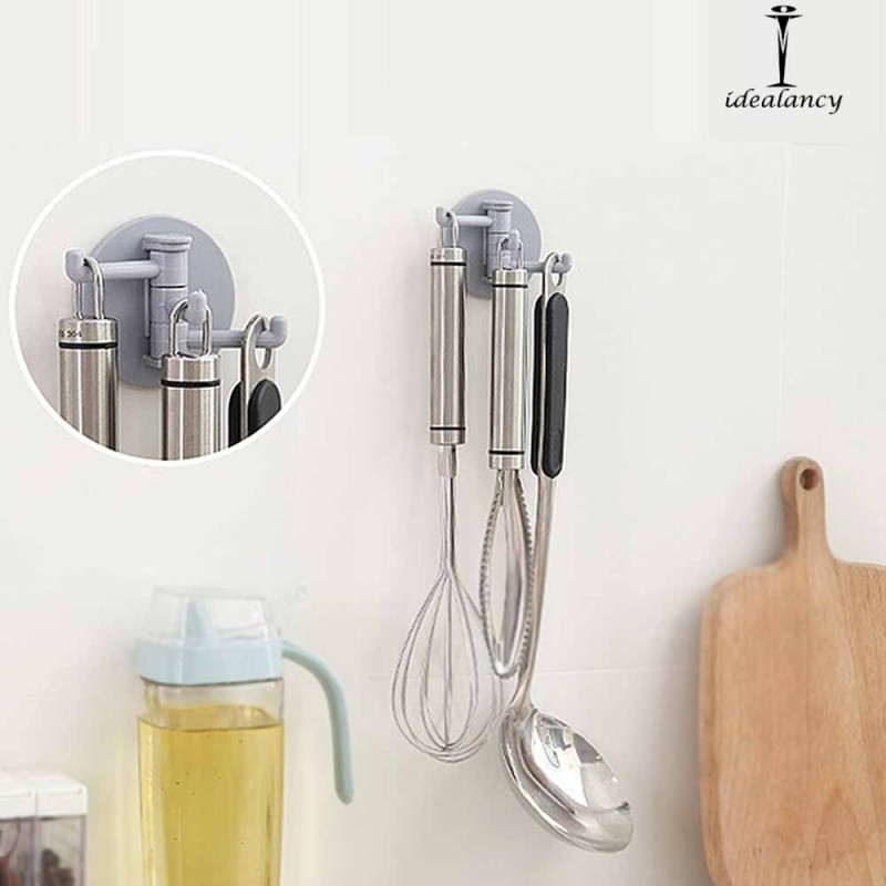 Rotating Adhesive Wall Hook